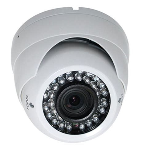 Outdoor 1000 Tvl spt wired indoor outdoor vision vandal proof dome with 1000tvl resolution and 2 8