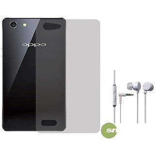Headset Oppo Neo 7 sureness back cover for oppo neo 7 with pr headphone transparent buy sureness back cover for