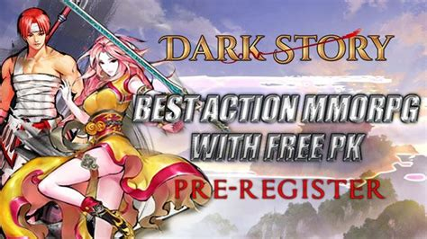 codashop review event pre register dark story mobile telah diumumkan