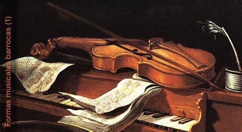 imagenes barroco musical formas musicales barrocas gavota minueto corrente