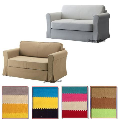 2 slipcovers for sofas new customized two seat sofa bed cover slipcovers for ikea hagalund sofa ebay