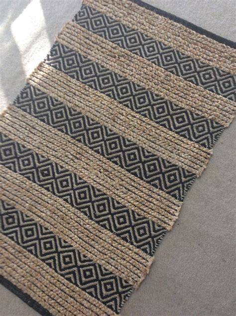Hippie Rugs by Jute Handmade Boho Rug Hippie Rug Vegan Rug By