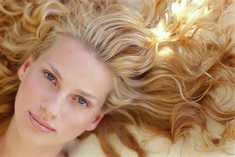blonde hair ageing can you turn back time on your hair new conditioner has