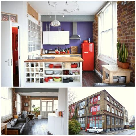 london studio apartment with suspended bed and rooftop image gallery loft apartment london england