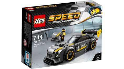 Lego Speed Chions Mercedes Amg Gt3