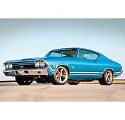 1968 Chevrolet Chevelle SS 396  Game Changer Super