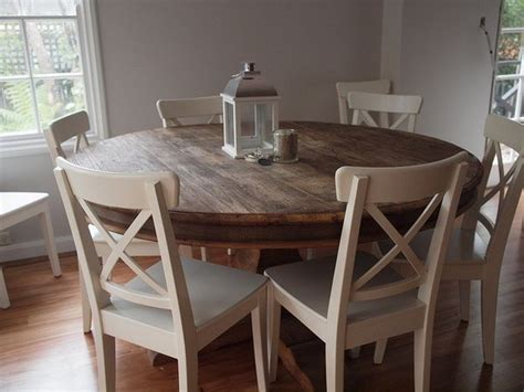 circular dining room table 25 best ideas about round kitchen tables on pinterest