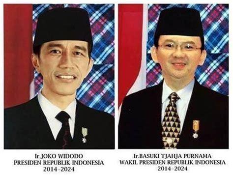 Ahok Wakil Presiden | jokowi ahok presiden dan wapres nkri 2014 2024 blog