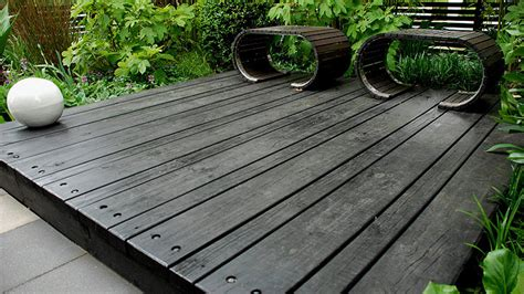 Sherwin Williams Black Bean diy decks domain