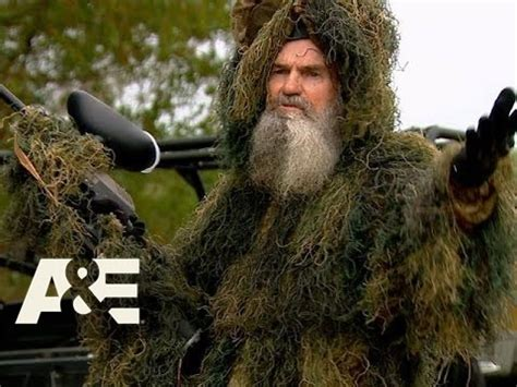 duck dynasty: si: the master of camouflage (season 5