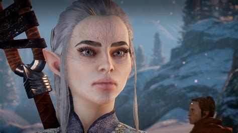 dragon age inquisition hair ponytail lose front at dragon age inquisition nexus