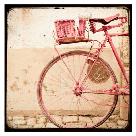 Vintage Style by Items Similar To Pink Bike Vintage Style Bicycle Pink