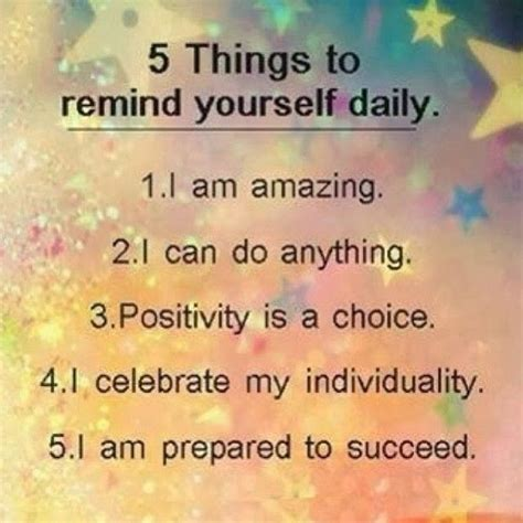 5 Interesting Things To Read This Monday by 5 Positive Affirmation Pictures To Lift Yourself Up