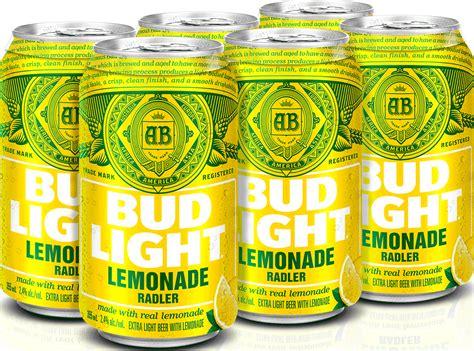 Bud Light Lemonade Radler 25433 Manitoba Liquor Mart