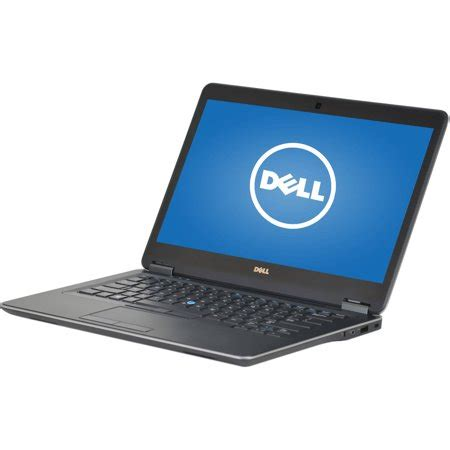 "refurbished dell latitude e7440 14"" laptop, touchscreen"