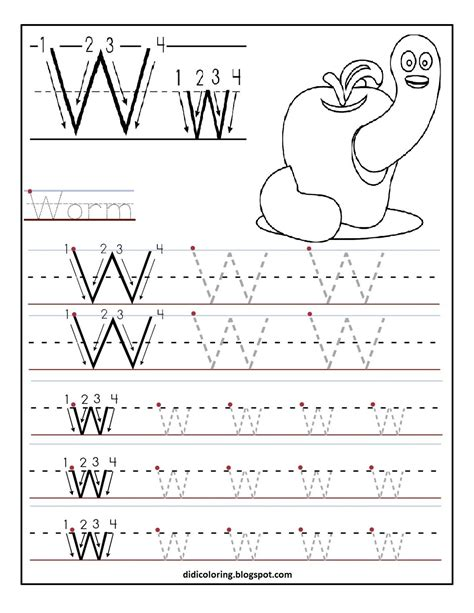printable shapes letters and numbers alphabet tracing worksheets for kindergarten letters