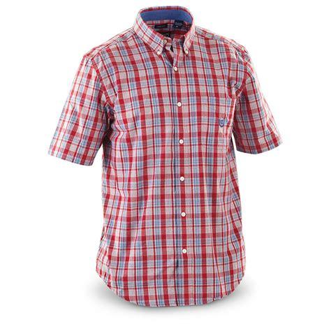 Plaid Shirt chaps 174 sleeved plaid shirt 222622 shirts at