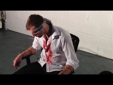 short film from up the blindfolded man short film youtube