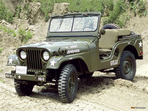m38 jeep wallpapers of willys m38 a1 jeep 1952 57 1024x768