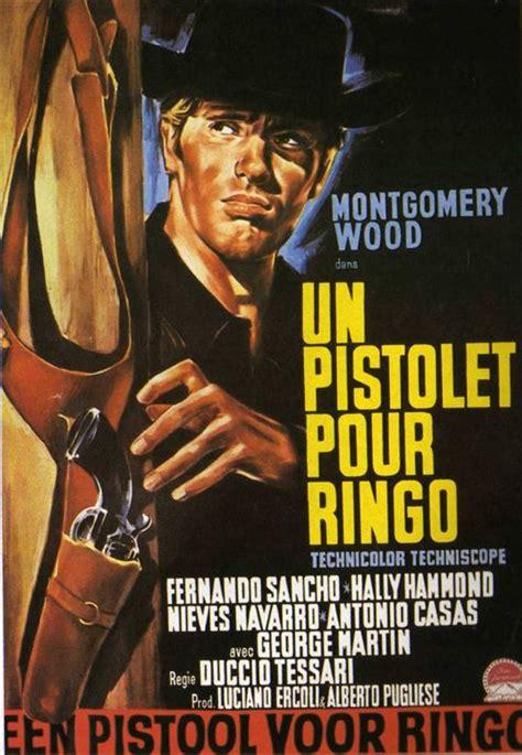 Film Western Un Pistolet Pour Ringo   affiche du film un pistolet pour ringo affiche 1 sur 1