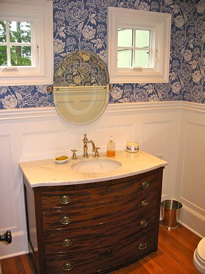 Wainscoting Bathroom Ideas Pictures by Custom Wainscoting Bathroom Picture Ideas