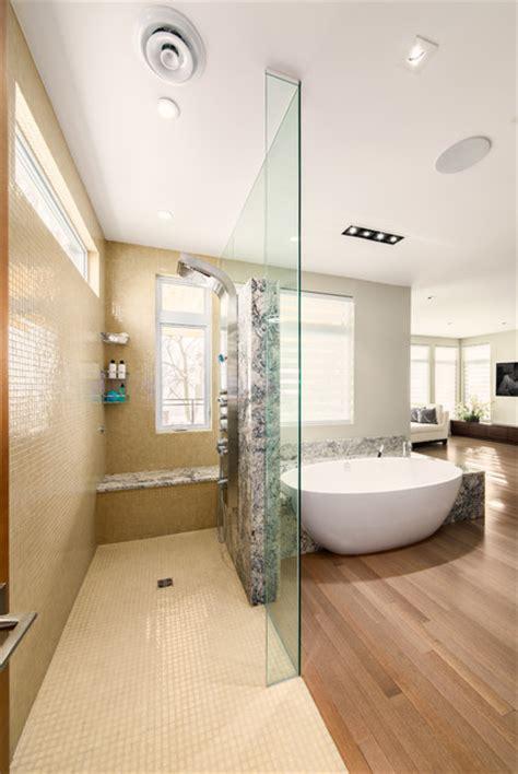 open bathroom concept master retreat open concept ensuite contemporary