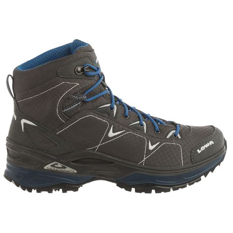 lowa hiking boots lowa ferrox tex 174 mid hiking boots for save 48