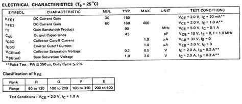 d882 transistor function d822 datasheet pdf npn power transistor nec