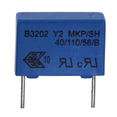 epcos capacitor marking b32021a3222m000 epcos tdk capacitors digikey