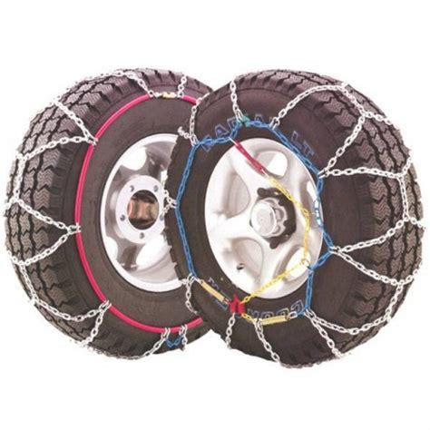 cadenas de nieve para autocaravanas juego cadenas de nieve imara 360