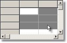 delphi zeichnen tutorial swissdelphicenter ch change the default cell