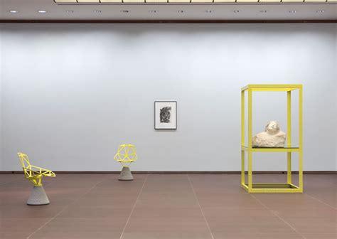 designboom grcic konstantin grcic explores pedestal in kunsthalle bielefeld
