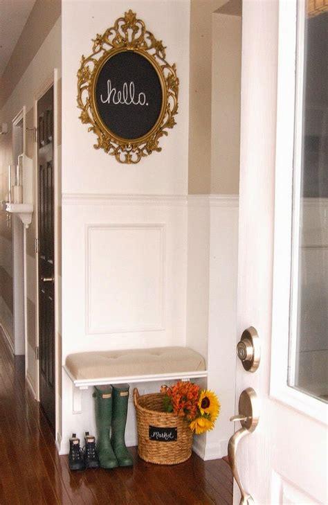 small entryway decor design ideas  upgrade