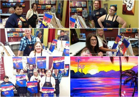 paint with a twist texarkana what s inside painting with a twist photos texarkana fyi
