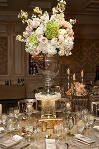 Gold Vase Wedding Centerpiece Reception D 233 Cor Photos Tall Wedding Centerpiece With