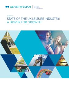 state of the uk leisure industry: a driver for growth