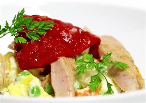 recetas de cocina de jose andres ensaladilla rusa y gambas al ajillo de jos 233 andr 233 s