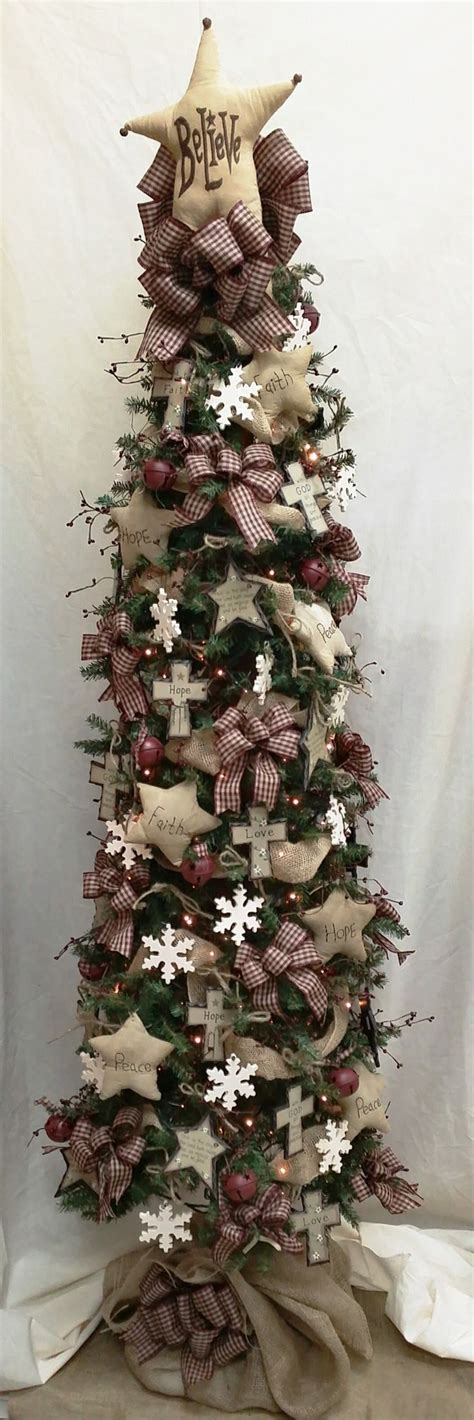 25 best ideas about primitive country christmas on