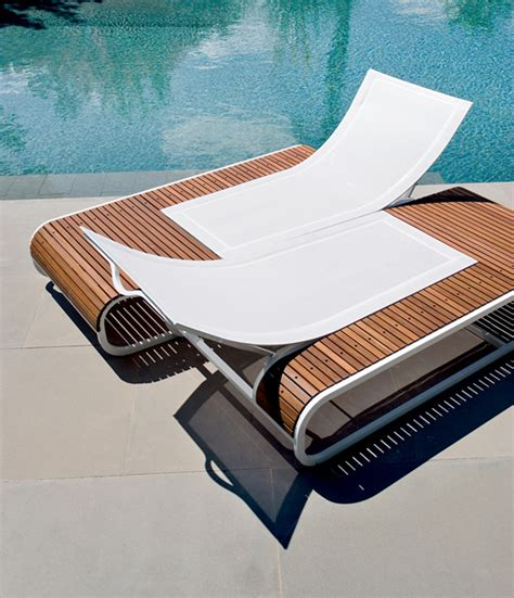 modern pool furniture stylish ego lounge pool furniture