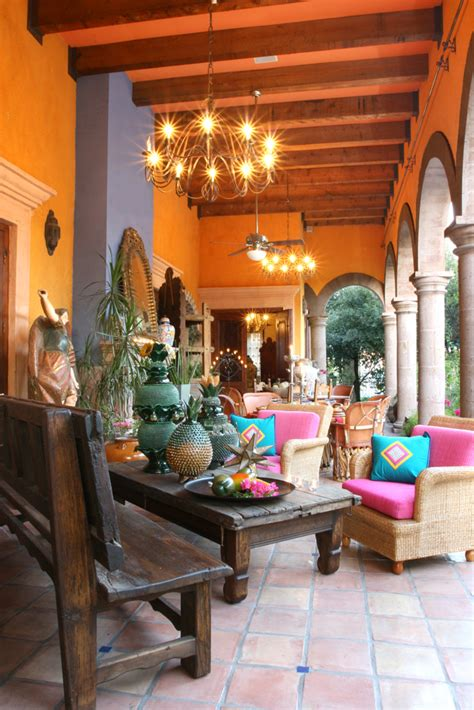 antique style home decor mexican hacienda home decor