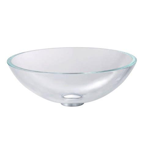 clear bathroom sink fontaine koi and lilies glass vessel sink fsa vs psz003d