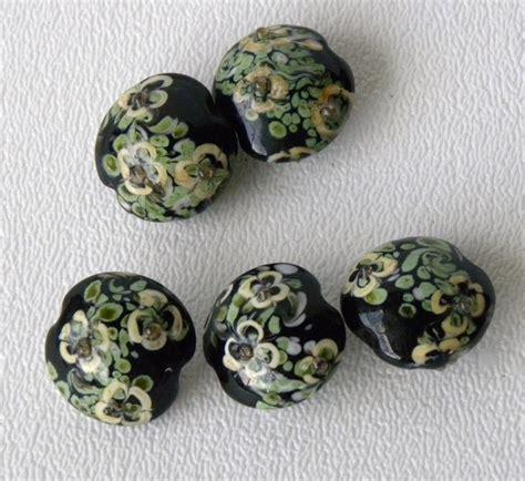 etsy jewelry supplies handmade lwork glass bead set etsy bead jewelry