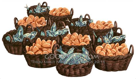 Keranjang Loa baskets of blessing
