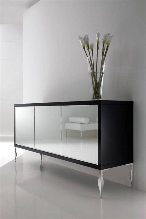 the best mirrored buffets and sideboards on pinterest 20 ideas of mirrored sideboard furniture