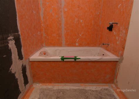 Bathtub Shower C 233 Ramiques Hugo Sanchez Inc Bathroom Shower Waterproofing