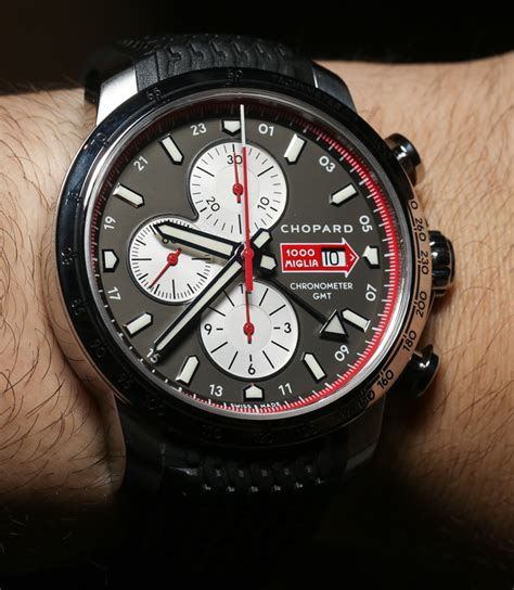 Jam Tangan Chopard 1000 Miglia chopard mille miglia 2013 limited edition watches on