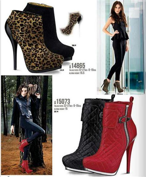 imagenes zapatos andrea otoño invierno colecci 243 n de zapatos andrea oto 241 o invierno 2013 2014