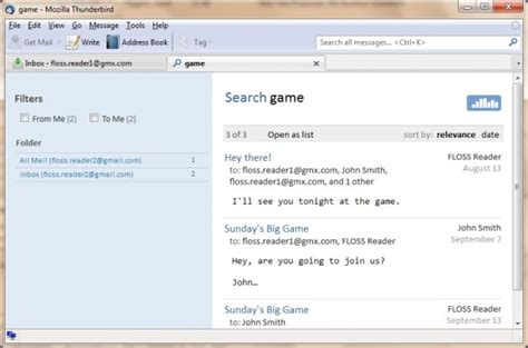 Email Search Free Results Free Software Email Client S Rights Caigning