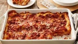 Betty Crocker Lasagna Recipe With Cottage Cheese by Easy Meatless Lasagna Recipe From Tablespoon