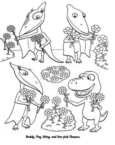 coloring page dinosaur train 40 best images about dinosaur on pinterest land before